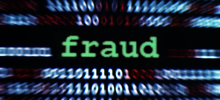 Be alert to common types of fraud