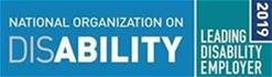 National Organization on Disability Leading Disability Employer 2019