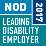 National Organization on Disability Seal 2017