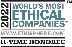 World's Most Ethical Companies 2019