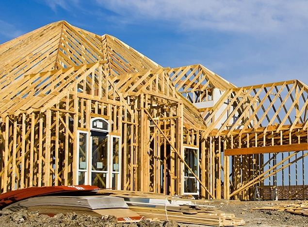 Building a home construction loans old national bank for Borrowing money to build a house