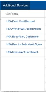 Old national bank hsa investment options